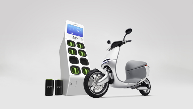 The First Gogoro Smartscooters Will Start Shipping Tomorrow