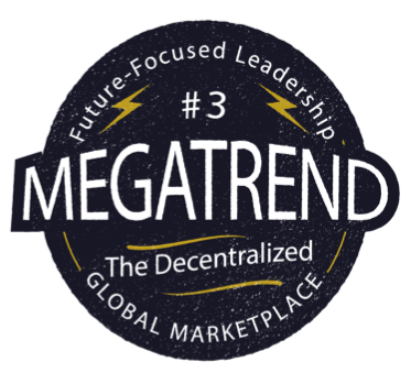 The Future of Women & Megatrend 3: The Decentralized Global Marketplace