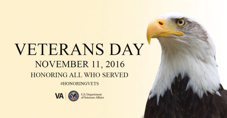 Honoring Our Veterans: THANK YOU!